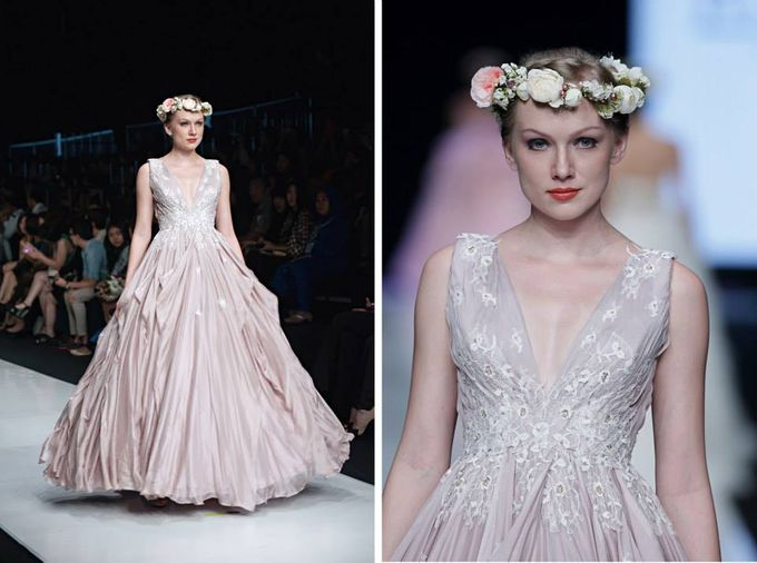 The Enchanting Magic Blooms by ENST Couture - 007
