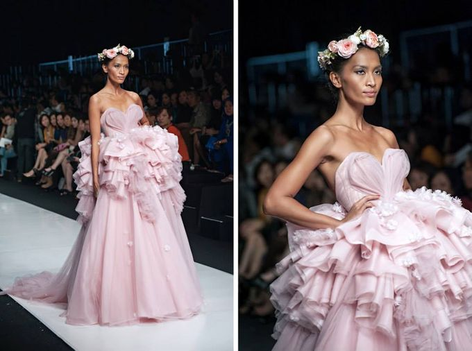 The Enchanting Magic Blooms by ENST Couture - 008