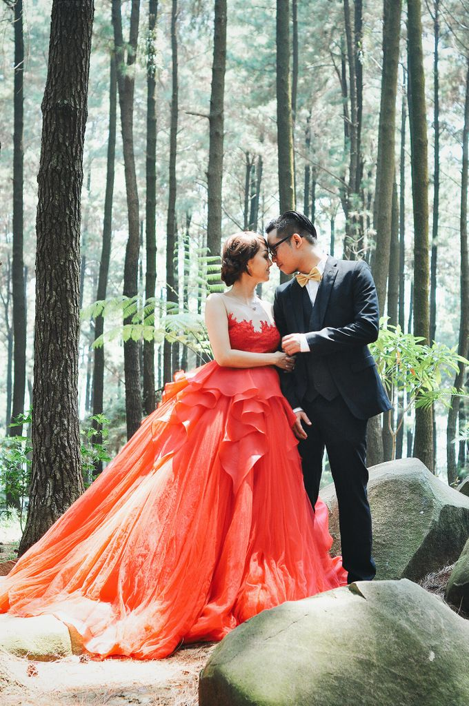 Pre-wedding by ENST Couture - 001