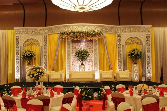Our Ballroom by GRAND MERCURE Jakarta Harmoni - 004