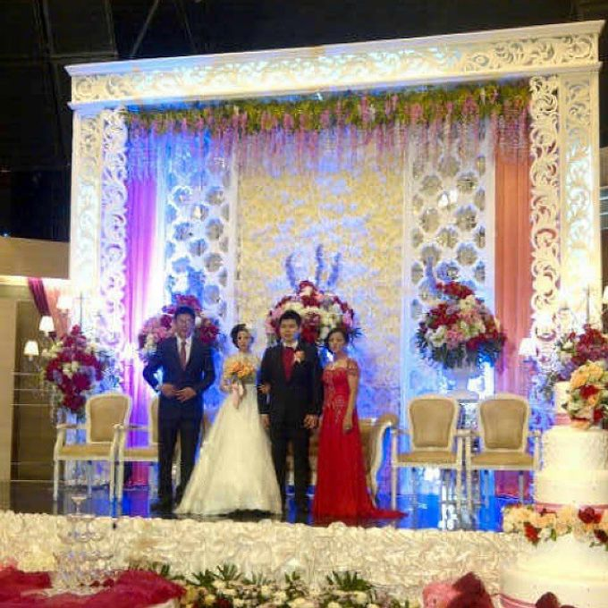 THE WEDDING OF ANDIKHA & BETSY / 07.09.14 / GRAND MANHATTAN BALLROOM by AS2 Wedding Organizer - 004