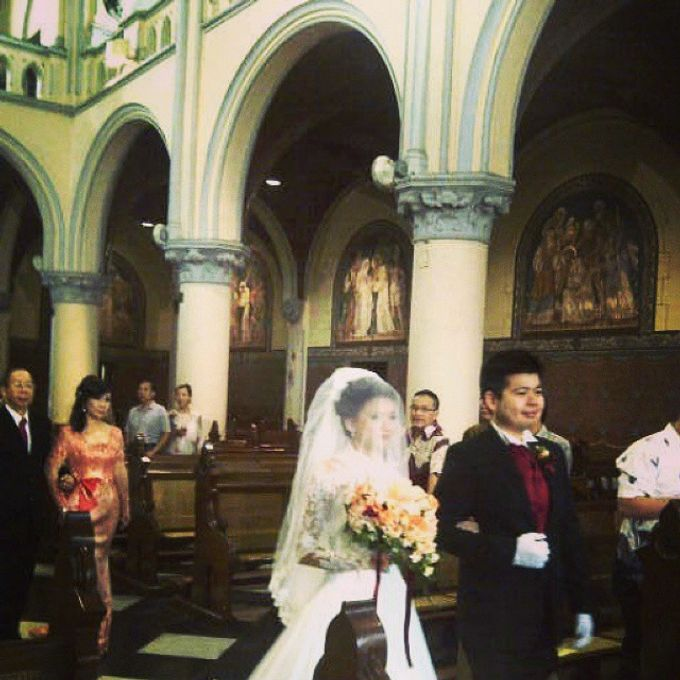 THE WEDDING OF ANDIKHA & BETSY / 07.09.14 / GRAND MANHATTAN BALLROOM by AS2 Wedding Organizer - 005