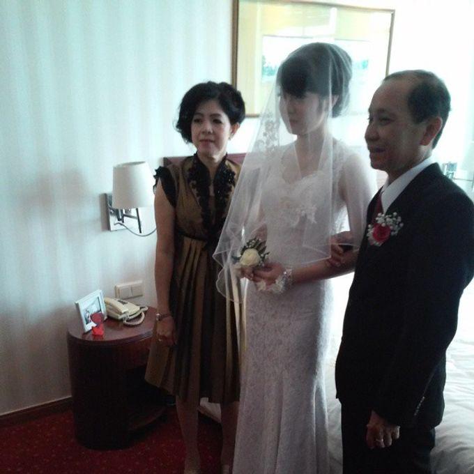 THE WEDDING OF SETYO & LILI / 21.09.14 / REDTOP HOTEL by AS2 Wedding Organizer - 005
