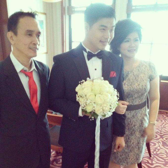 THE WEDDING OF SETYO & LILI / 21.09.14 / REDTOP HOTEL by AS2 Wedding Organizer - 006