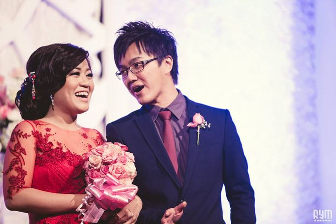 THE ENGAGEMENT PARTY OF LIANTY & ERIC / 25.08.14 / SUNCITY BALLROOM JAKARTA by AS2 Wedding Organizer - 001