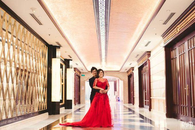 THE ENGAGEMENT PARTY OF LIANTY & ERIC / 25.08.14 / SUNCITY BALLROOM JAKARTA by AS2 Wedding Organizer - 002