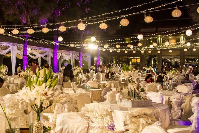 Wonderful wedding at Le Meridien Angkor by BLISS Events & Weddings Thailand - 003