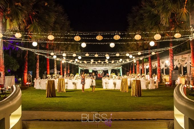 Wonderful wedding at Le Meridien Angkor by BLISS Events & Weddings Thailand - 006