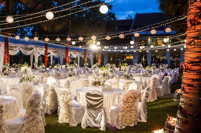 Wonderful wedding at Le Meridien Angkor by BLISS Events & Weddings Thailand - 001