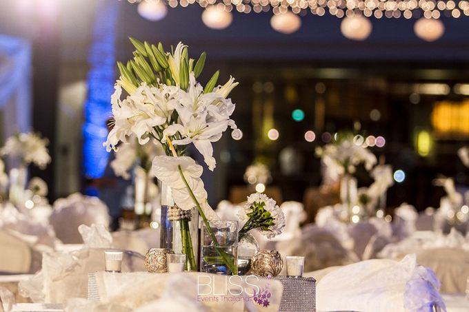 Wonderful wedding at Le Meridien Angkor by BLISS Events & Weddings Thailand - 002