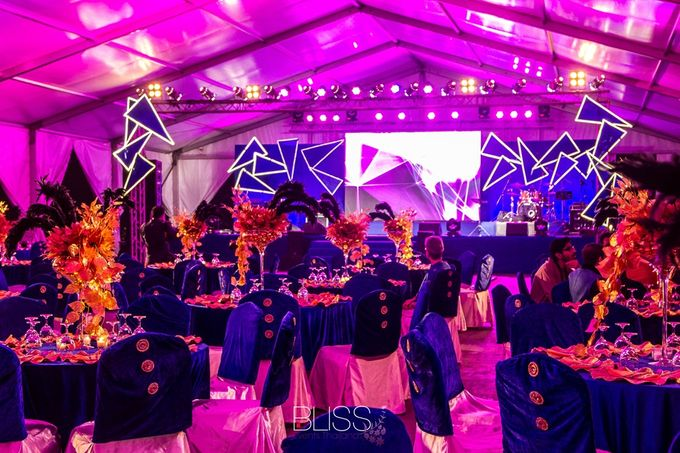 Wonderful wedding at Le Meridien Angkor by BLISS Events & Weddings Thailand - 007