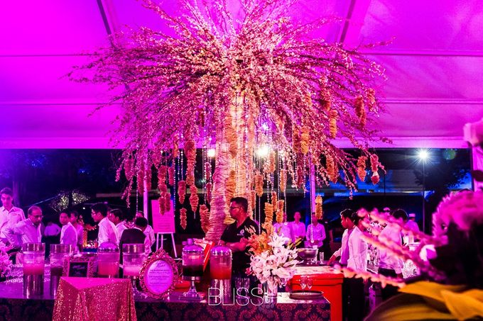 Wonderful wedding at Le Meridien Angkor by BLISS Events & Weddings Thailand - 010