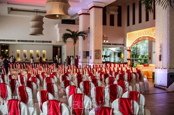 Wonderful wedding at Le Meridien Angkor by BLISS Events & Weddings Thailand - 011