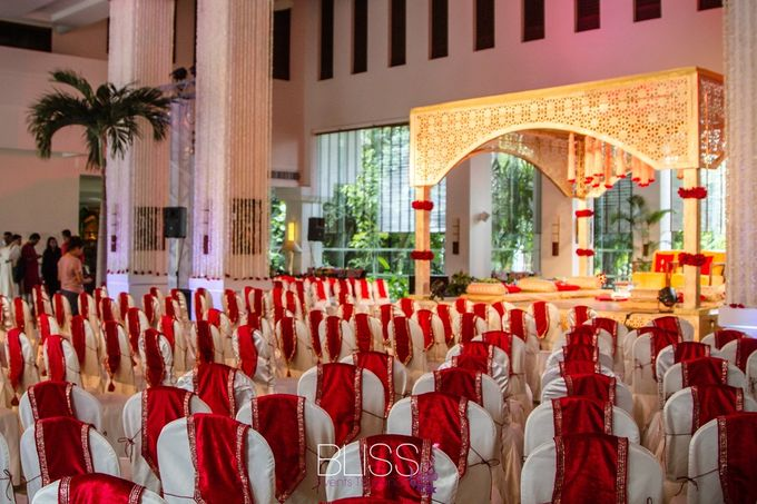 Wonderful wedding at Le Meridien Angkor by BLISS Events & Weddings Thailand - 012