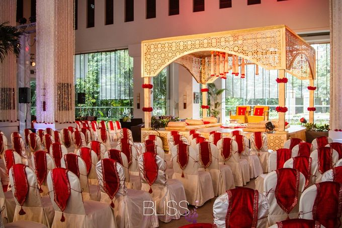 Wonderful wedding at Le Meridien Angkor by BLISS Events & Weddings Thailand - 013