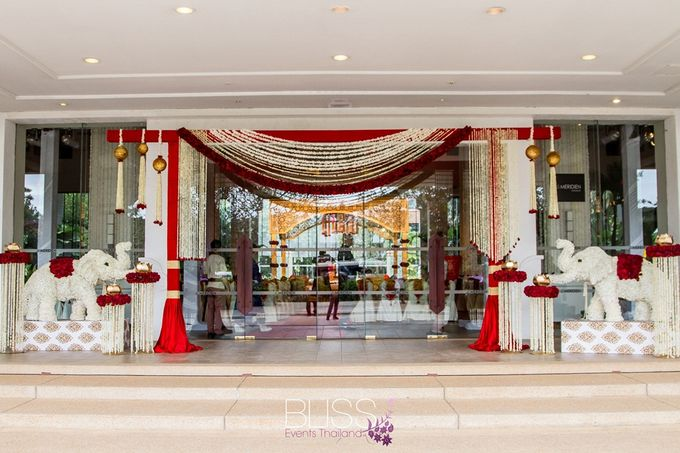Wonderful wedding at Le Meridien Angkor by BLISS Events & Weddings Thailand - 014