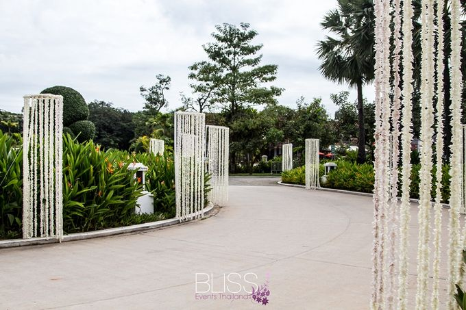 Wonderful wedding at Le Meridien Angkor by BLISS Events & Weddings Thailand - 015