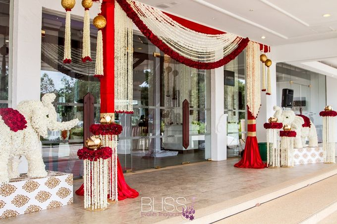 Wonderful wedding at Le Meridien Angkor by BLISS Events & Weddings Thailand - 016