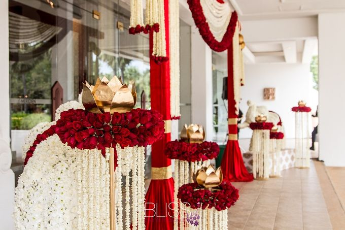 Wonderful wedding at Le Meridien Angkor by BLISS Events & Weddings Thailand - 017