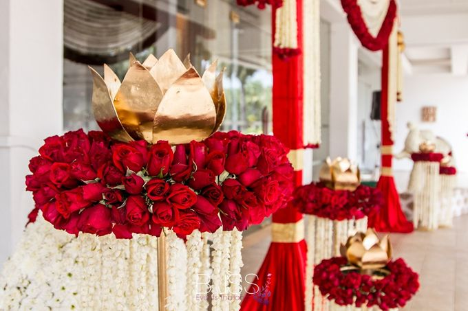 Wonderful wedding at Le Meridien Angkor by BLISS Events & Weddings Thailand - 018