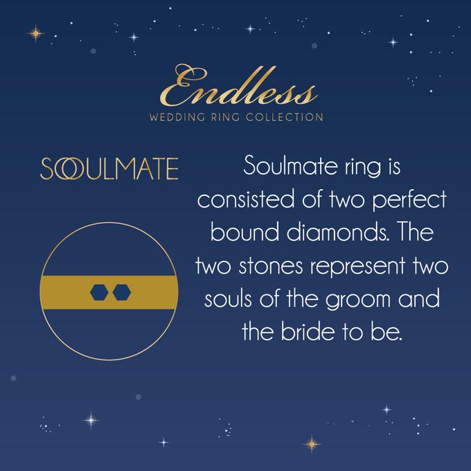 Endless Wedding Ring Collection by Adelle Jewellery - 006