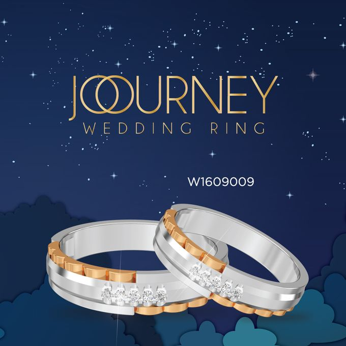 Endless Wedding Ring Collection by Adelle Jewellery - 015