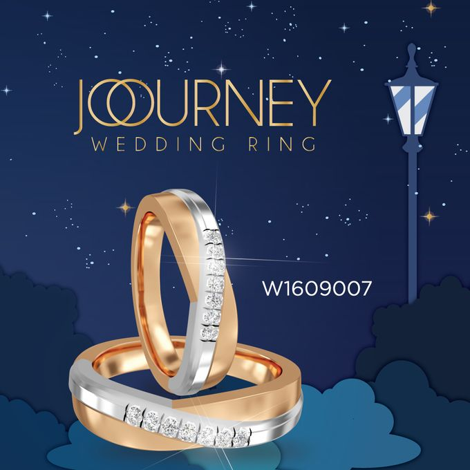 Endless Wedding Ring Collection by Adelle Jewellery - 016