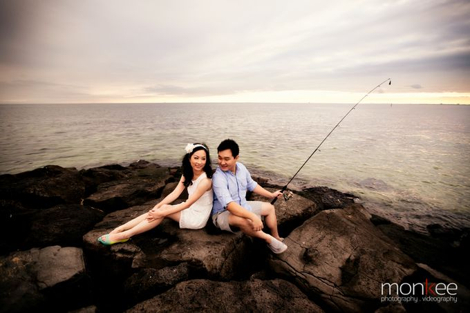 Prewedding by Monkee by Monkee - 011