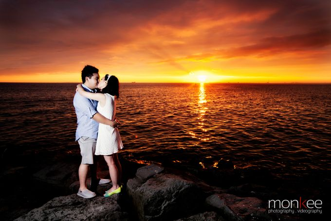 Prewedding by Monkee by Monkee - 012
