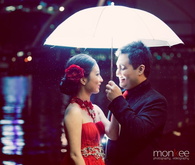 Prewedding by Monkee by Monkee - 013