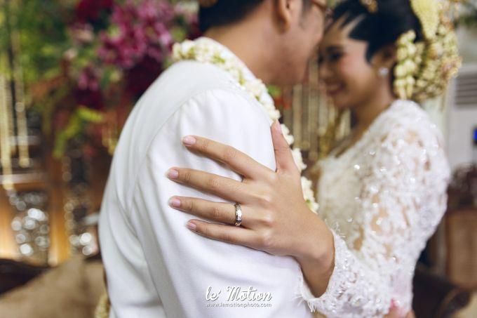 Ira & Ikhlas - Javanese & Acehnese Wedding by Mamie Hardo - 010