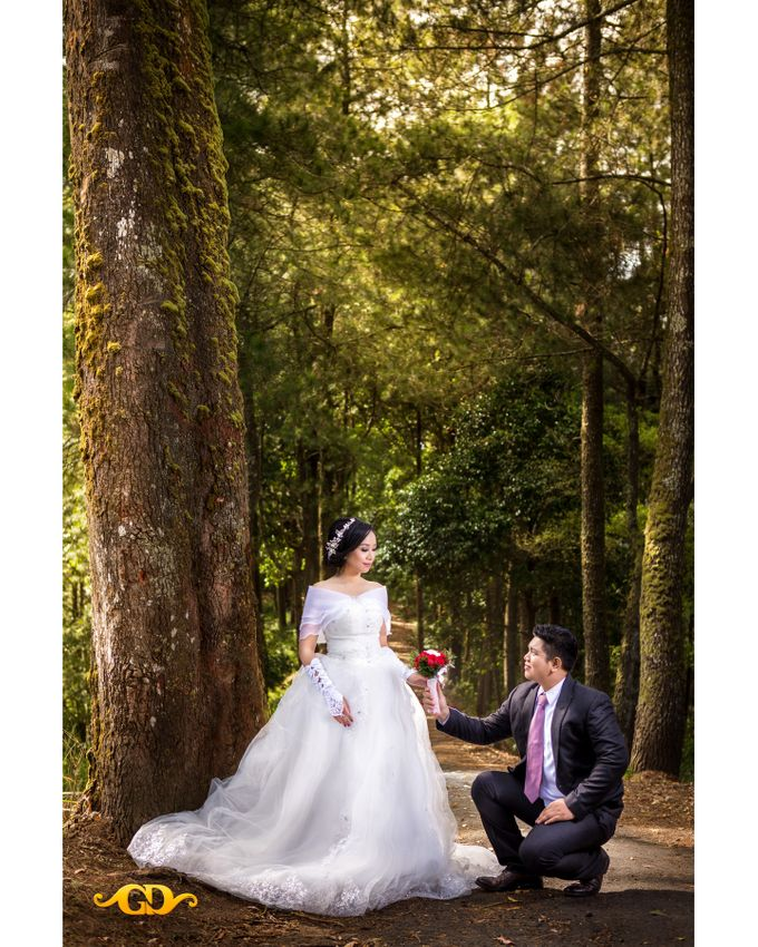Dika & Ita Bridal by Gungde Photo - 003