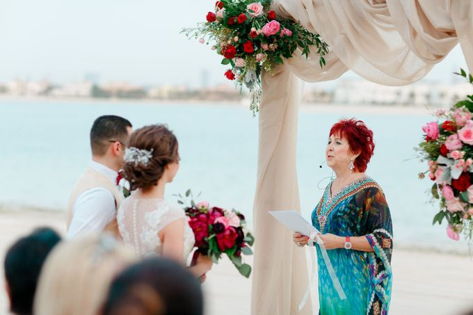 Atlantis Hotel Palm Jumeirah by Theresa D Wedding Celebrant - 001