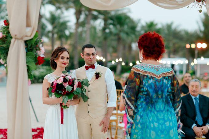 Atlantis Hotel Palm Jumeirah by Theresa D Wedding Celebrant - 004