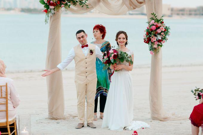 Atlantis Hotel Palm Jumeirah by Theresa D Wedding Celebrant - 003