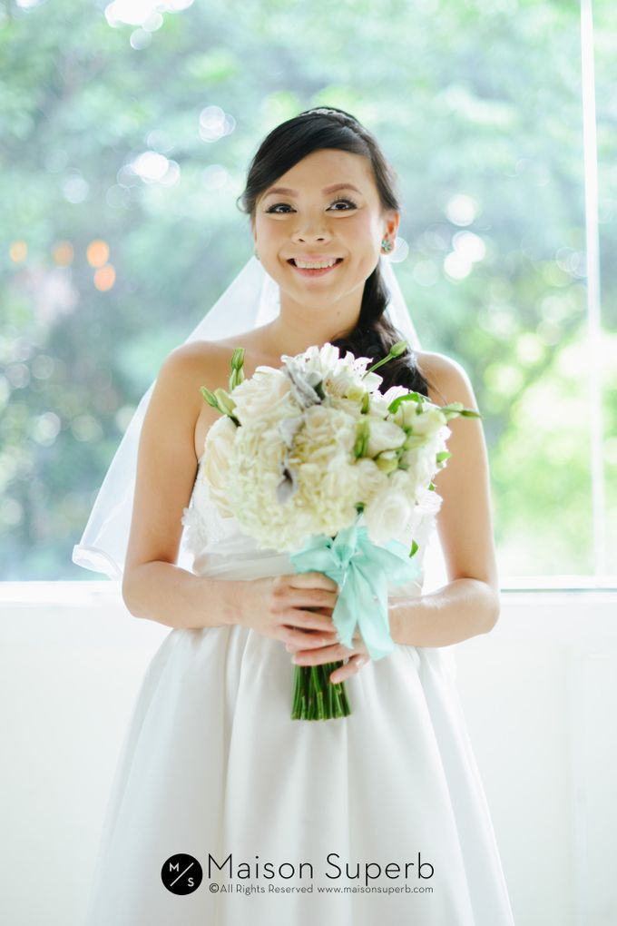 Ivan & Janice Wedding Day by Byben Studio Singapore - 006