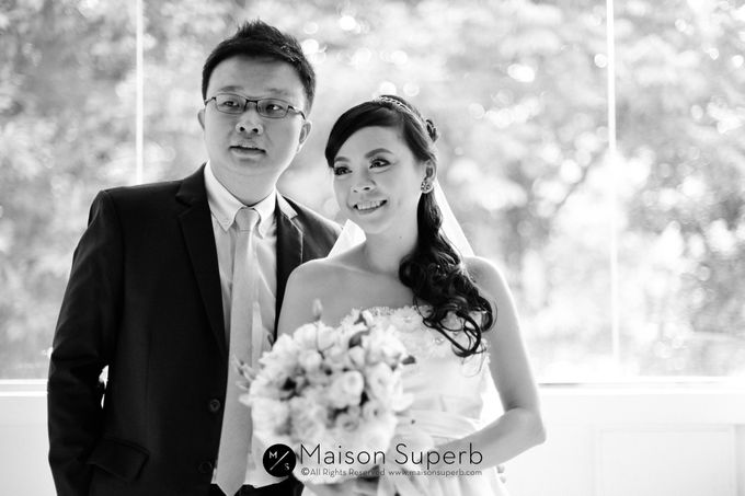 Ivan & Janice Wedding Day by Byben Studio Singapore - 007