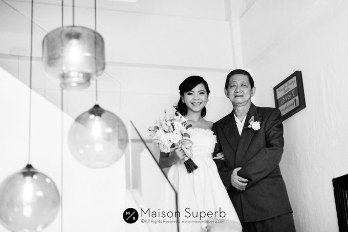 Ivan & Janice Wedding Day by Byben Studio Singapore - 009