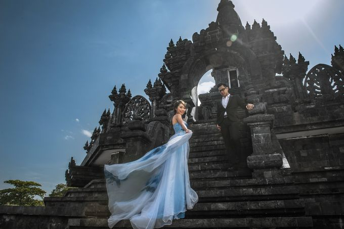 Lex & Tracy by Castlebell Wedding Mansion - 003