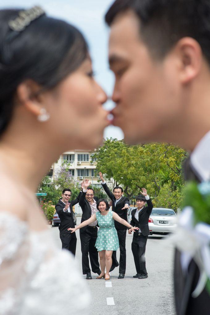 Mervyn & ShuWen Wedding Day by My Love Momentz - 005