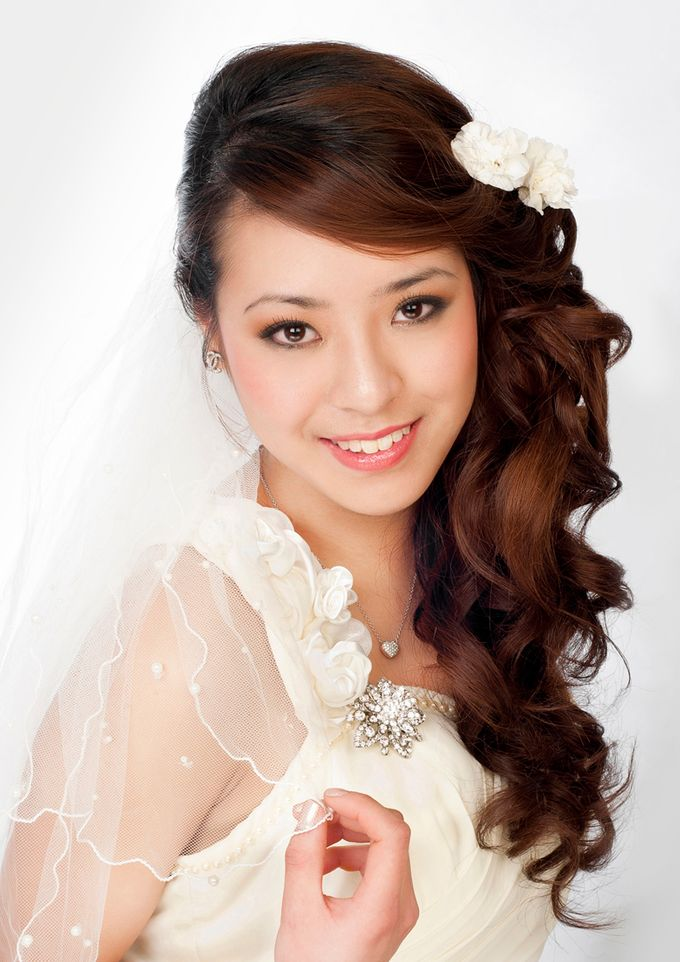 Wedding | Make Up - Various by Felicia Sarwono Makeup Art - 017