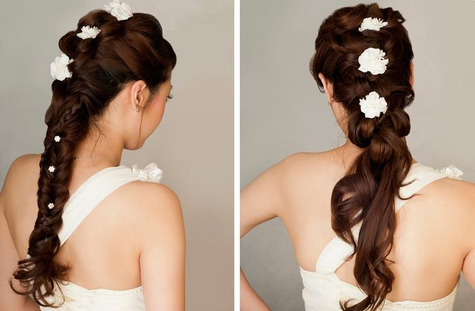 Wedding | Hair Styling by Felicia Sarwono Makeup Art - 020