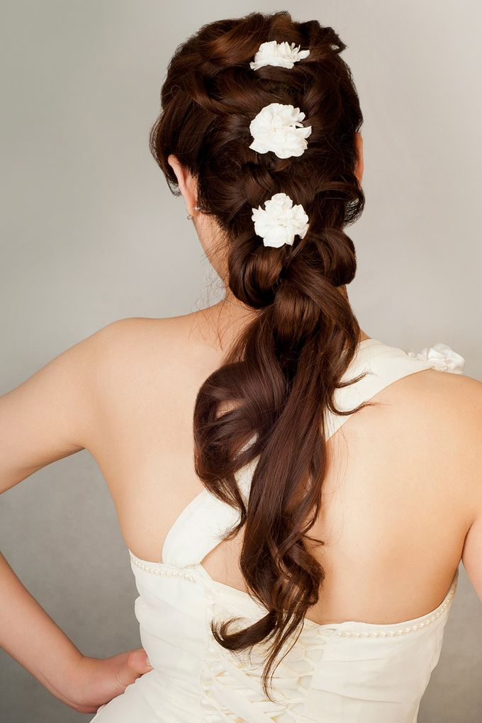 Wedding | Hair Styling by Felicia Sarwono Makeup Art - 017