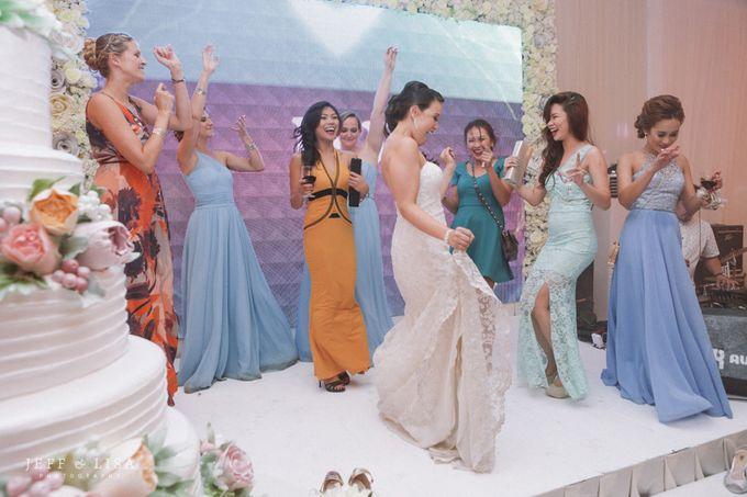 Daniel & Gerlinde Wedding 2016 by Bearland Paradise Resort - Casa Blanca Convention Hall - 007
