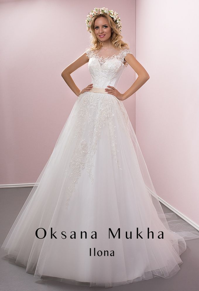 Preview Wedding Collection 2017 by OKSANA MUKHA - 018