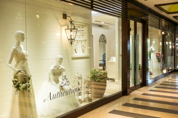 Authentique Bridal Boutique by AYANA Resort and Spa, BALI - 003