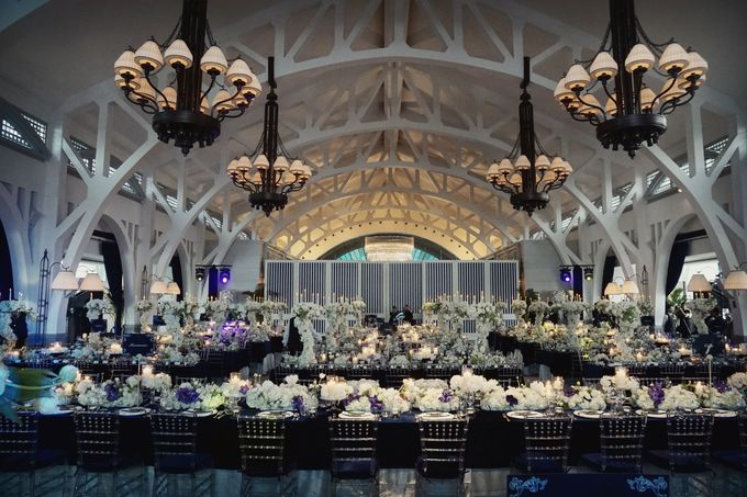 Fifty Shades of Blue by The Wedding Atelier - 002