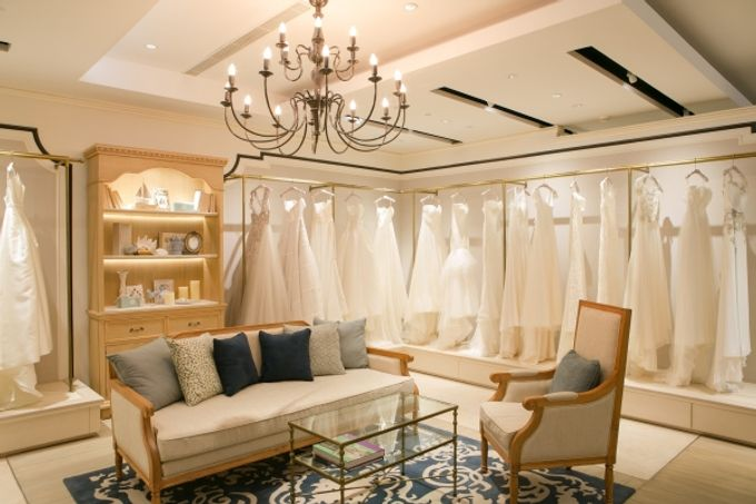 Authentique Bridal Boutique by AYANA Resort and Spa, BALI - 001