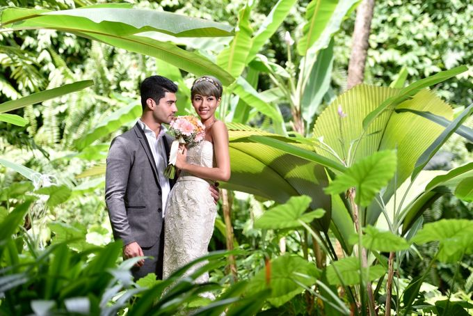 Wedding at the jungle by Sama-Sama Hotel - 006
