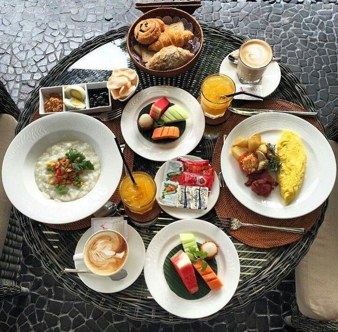 Dining by Villa de daun - 002